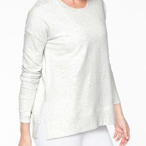 Athleta Coaster Luxe Sweatshirt xxs